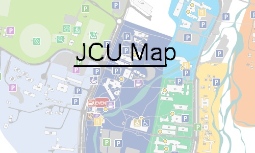 Jcu Campus Map JCU Townsville Campus Map, Interactive Building Finder Jcu Campus Map
